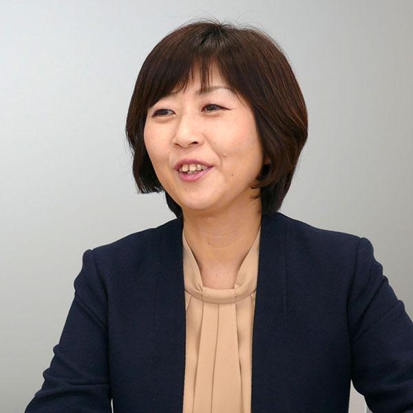 安藤 百合さん