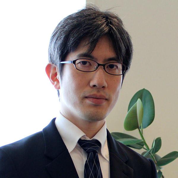 横尾 英孝 さん
